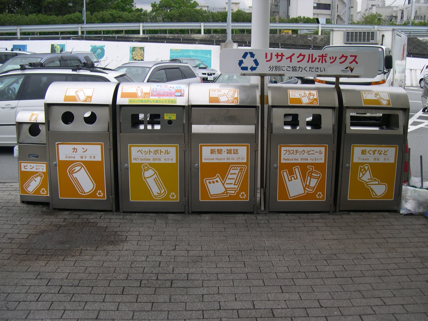 Garbage Disposal in Japan – Burnable & Non-Burnable Items